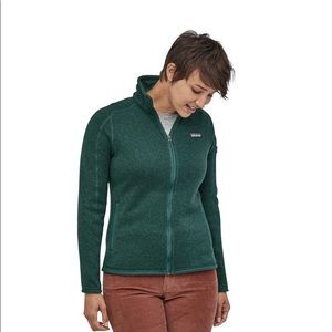 🆕🌺 Patagonia Women's Better Sweater Jacket•NWT🌺